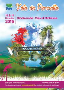 Programme Fête de Pierrette 2015