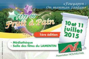 Fête du fruit à pain 2015