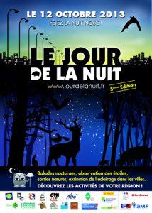 Jour de la nuit 2013