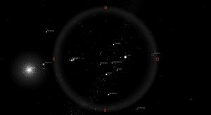 Vénus, Mars et Jupiter 29/10/2015 4h30