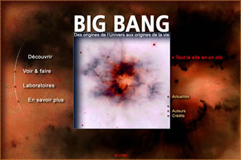 Big bang CNRS