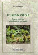 Livre jardin créole