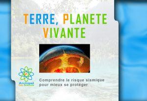 Clé USB Terre, planète vivante