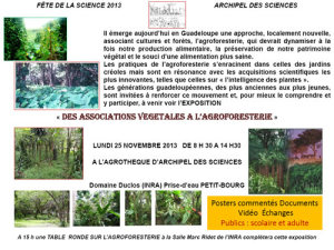 Exposition agroforesterie