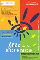 Affiche FFête de la Science 2008