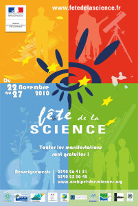 Affiche Fête de la Science 2010