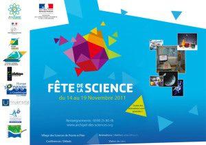 Programme Scolaire Fête de la Science 2011
