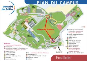 Plan Fouillole