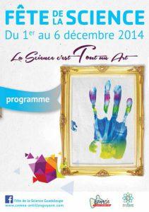Programme Tout Public Fête de la Science 2014