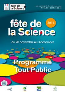 Programme Tout public FDS 2016