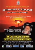 Affiche Astronomie & écologie