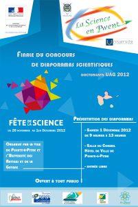 Affiche Science en Pwent 2012
