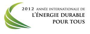 Année internationale de l'énergie durable pour tous