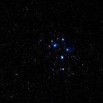 Pléiades ou amas M45