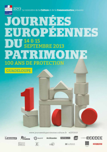 Programme JEP Guadeloupe 2013