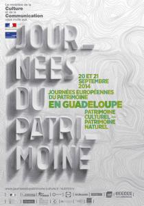 Programme JEP 2014 Guadeloupe