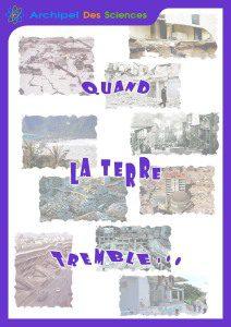 """Brochure """"Quand la terre tremble..."""""""