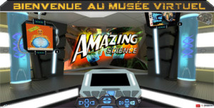Musée virtuel Amazing Science