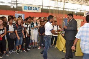 Robotique Fisrt Guadeloupe 2016