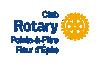 Logo Rotary Fleur d'Epée
