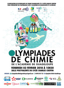 Olympiades de Chimie 2018