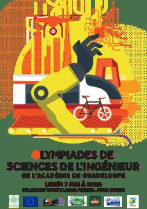 Affiche Olympiades de Sciences de l'Ingénieur 2018