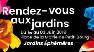Rendez-vous aux jardins 2018 Petit-Bourg