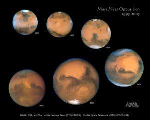 Mars 1995/2005