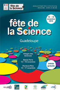 Affiche Fête de la Science 2018