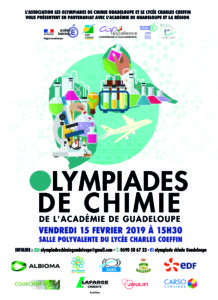 Olympiades de Chimie 2019
