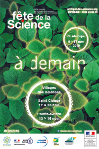 Affiche Fête de la Science 2019