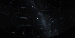 Saturne 10/07/2019 minuit