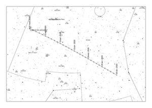 C/2019 Y4 Atlas carte avril