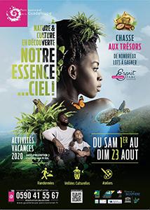 Affiche Nature & Culture en Découverte 2020