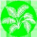Logo jardin créole