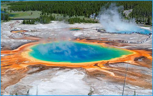 Puzzle Yellowstone
