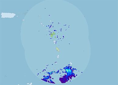 Radar Antilles