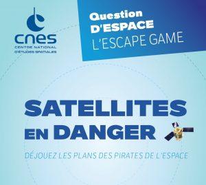Escape Game Question d'espace
